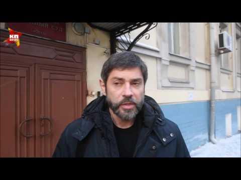Эдгард Запашный подал в суд на актера Валерия Николаева