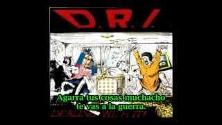 D.R.I. I Don