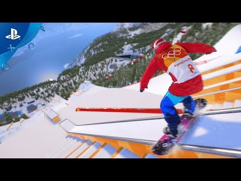 Steep - Road to the Olympics: Olympic Athletes - Take The Journey | PS4