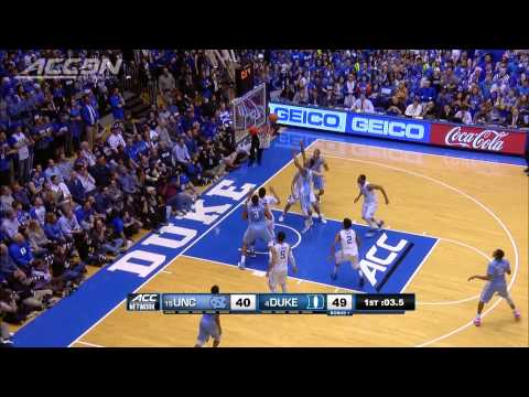 Top 3 J.P. Tokoto High-Flying Dunks for North Carolina vs Duke