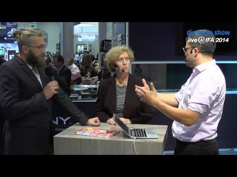 heise Show @ IFA 2014, Tag 4: TV-Bildschirmdiagonale, Beamer, 4K-Inhalte
