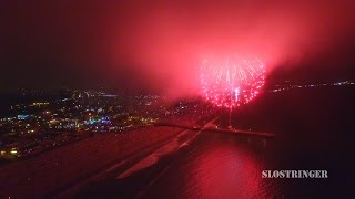 Pismo Beach 4th of July Fireworks Show 2015!  San Luis Obispo County