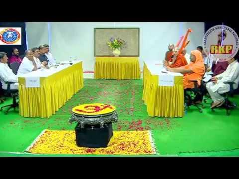 """""""హైందవ క్రైస్తవ్యం"""" డిబేట్ గురించి: Ranjith Ophir and Hindu Dharmacharya prathistan Discussion"""