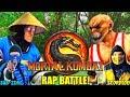 Scorpion Sub Zero REACT MORTAL KOMBAT EPIC RAP BATTLE By Dashiexp MKX PARODY mp3