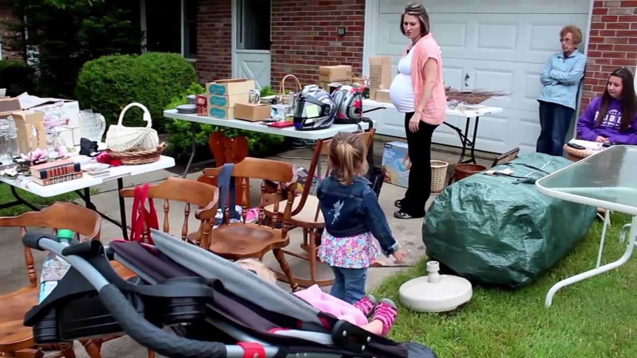 Garage sale pricing guide - join me as I take you along to show you how I  garage sale!