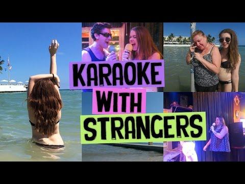 Beaching All Day in Key West & Karaoke with Strangers