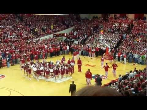 Indiana Hoosiers Fight Song