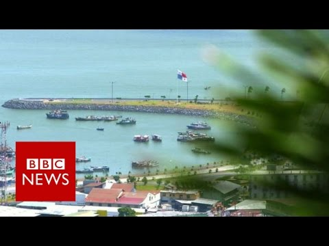 Panama Files: Hiding place of the wealthy revealed - BBC News