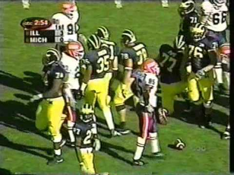 Michigan Football: Double pass