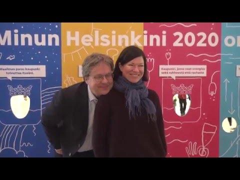 Brand New Helsinki kampissa