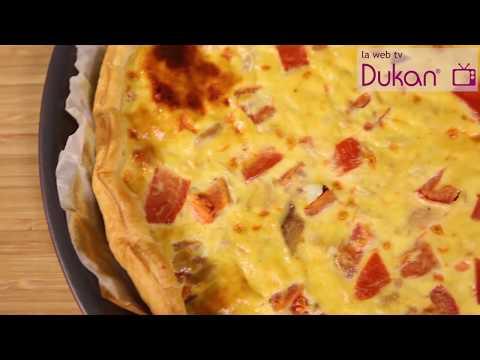 la-tarte-au-thon-à-la-tomate-(recette-dukan)