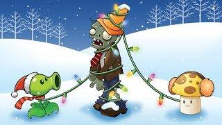 Новогоднее поздравление: Растения против Зомби: Садовая война 2 (прохождение)