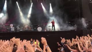 Imagine Dragons - Thunder (live) 29.06.2017 Rock Werchter 2017