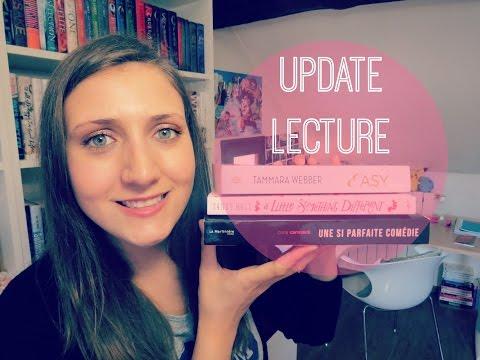 Update Lecture | Romances contemporaines YA/NA thumbnail