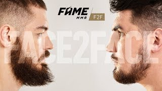 FAME MMA 6: Face to Face - Don Kasjo vs Maciej Rataj