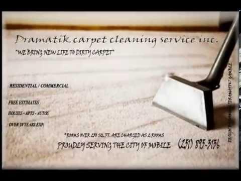 "Dramatik Carpet Cleaning Service ""PROMO"""