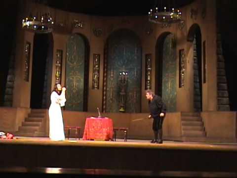 """Verdi - Rigoletto, act2 """"Vendetta"""""""