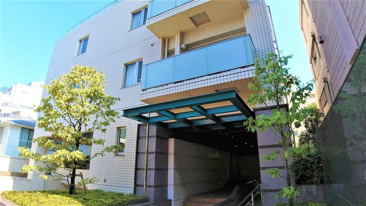 Dogwood南麻布 3LDK 163.81 m² 低層 高級マンション 高級住宅街 ドッグウッド南麻布