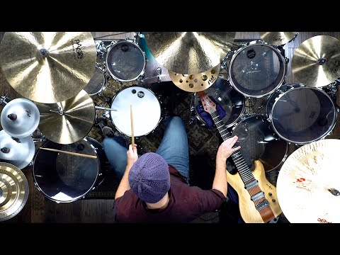 Building A Monster Drum Kit