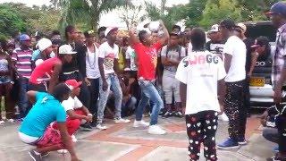 Batalla de Baile Urbano - (Hip Hop Dance) Krumping -  Video Dance