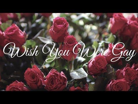 (Enhanced Audio) Billie Eilish - Wish You Were Gay Lyric Video