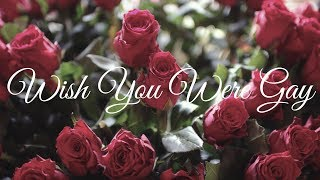 (Enhanced Audio) Billie Eilish - Wish You Were Gay Lyric Video Video