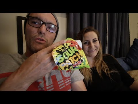 Q&A: Adam Neely and the Sour Patch Kids