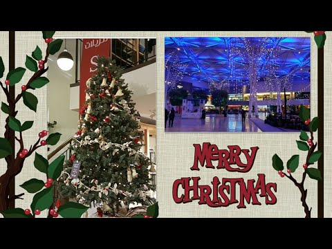 VLOG #1 -CHRISTMAS VLOG 2017 - TRIP TO AVENUES MALL, KUWAIT