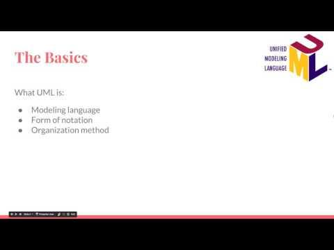 UML Basics Tutorial