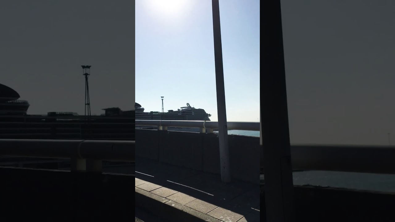 MSC Grandiosa Cruise Ship - YouTube
