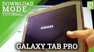 Download Mode in SAMSUNG P5100 Galaxy Tab 2 10.1 - Enter and Quit