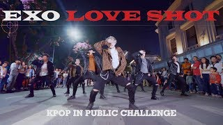 "[KPOP IN PUBLIC CHALLENGE] EXO 엑소 - ""Love Shot"" (러브샷) Dance Cover By C.A.C from Vietnam"