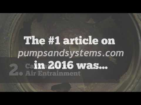 Top 10 Articles from Pumps & Systems in 2016