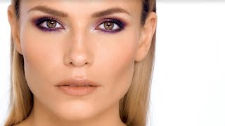 The Supermodel Smokey Eye - Red Carpet Makeup with Natasha Poly