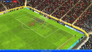 Football Manager 2016 - Liverpool v Boca World Club Championship final, all goals.