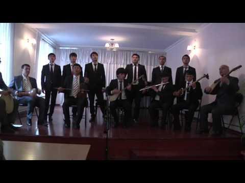 "Ismoil Nazriev & Bo Shogirdon "" Nolai Oshiqon "" Tajikistan Traditional Music"