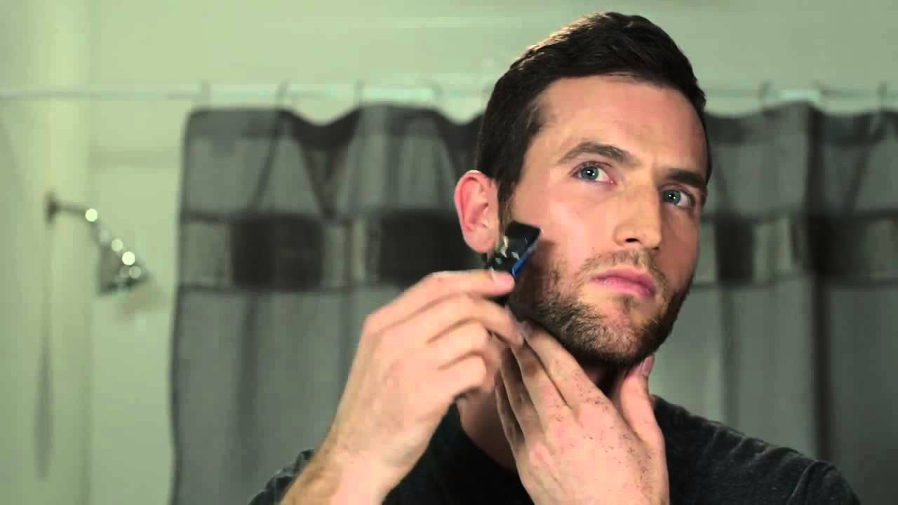 Beard Styles How To Shave The Chin Strap Beard Gillette1