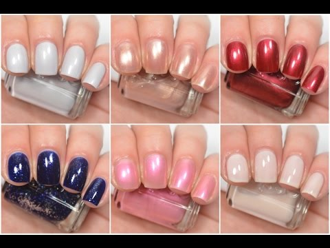 Essie - Retro Revival   Swatch and Review