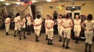 Sestry V Akci - Petrovice - Masopustní Zábava 25.2.2012