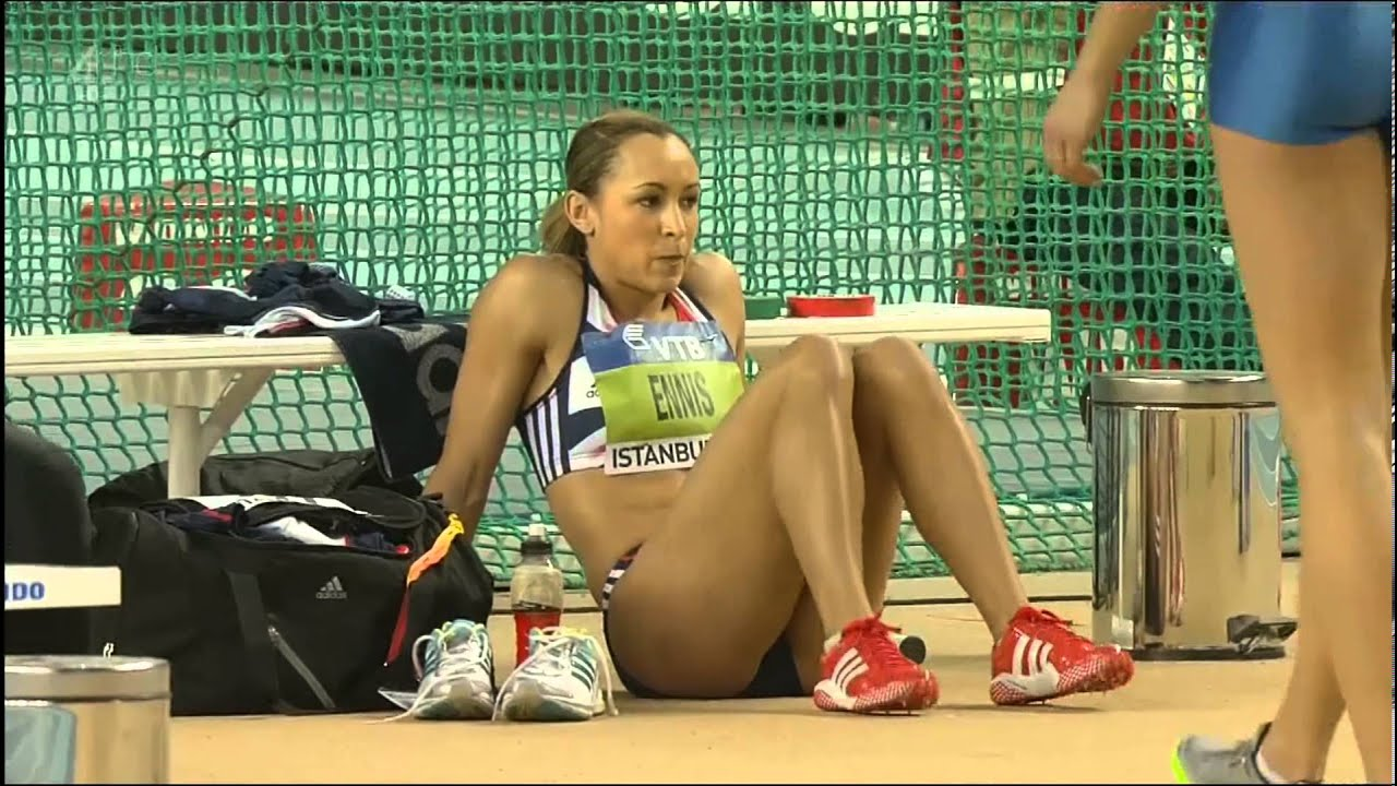 Jessica ennis sexy ass british olympic champion ameman - 2 part 6