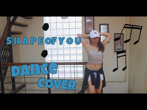 Shape of you dance cover   Viet Dang Choreography