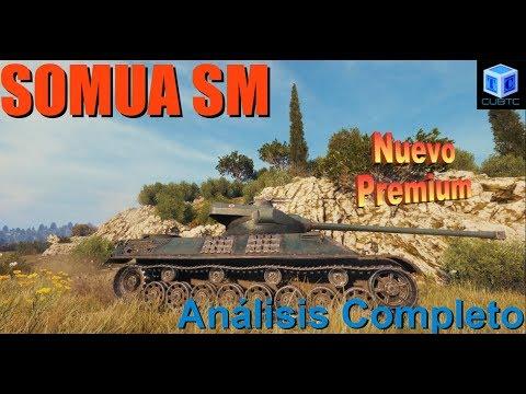 World Of Tanks Español: Somua SM | Analisis completo
