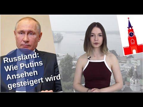 Russland: Wie Putins Ansehen gesteigert wird