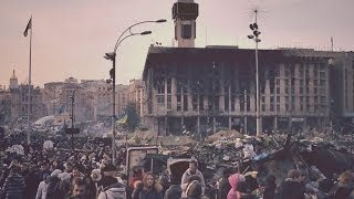 Христиане на Майдане. Служение Молитвенной Палатки