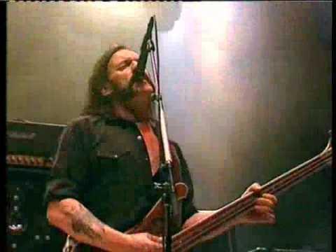 Motörhead  God Save The Queen  At Gampel Wallis 2002