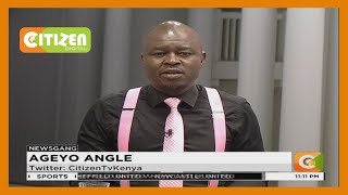 Ageyo's angle : Results of the form one selection exercise