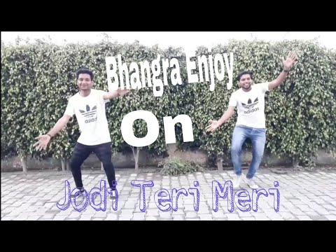 JODI TERI MERI ||JASSI GILL|| DESI CREW|| BASIC BHANGRA STEPS || BHANGRA ENJOY|| LATEST PUNJABI SONG