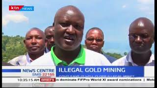 Govt to close goldmines in Nandi