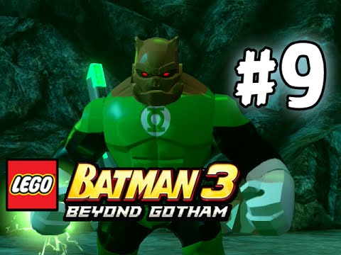 LEGO BATMAN 3 - BEYOND GOTHAM - LBA - EPISODE 9 (HD)