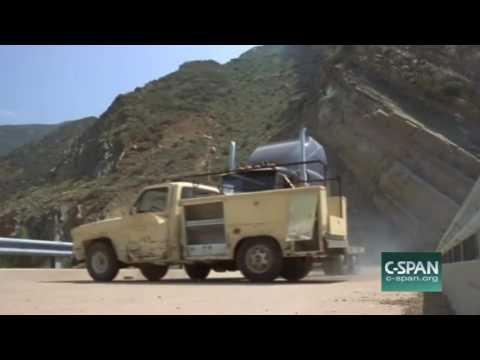 Trump Truck footage (UNEDITED)